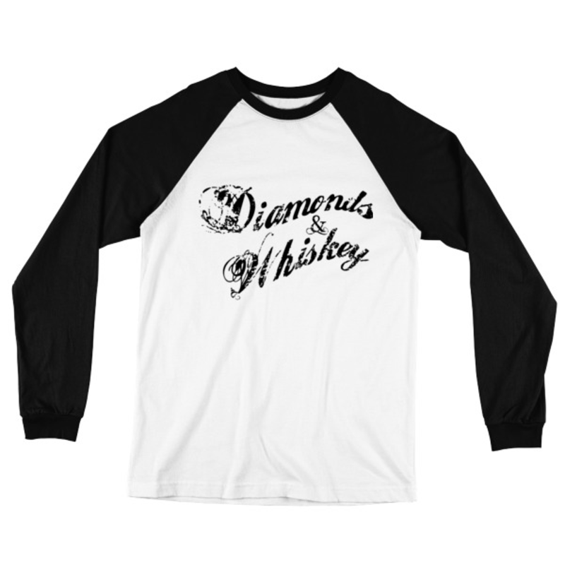 Bella + Canvas Long Sleeve Baseball T-Shirt