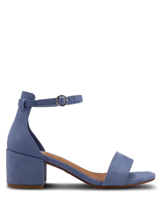 Ivy Low Block Heels