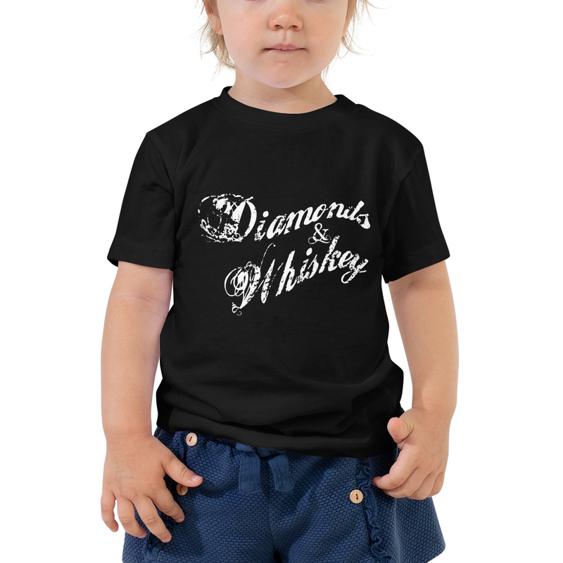 Bella + Canvas Toddler Short Sleeve Tee