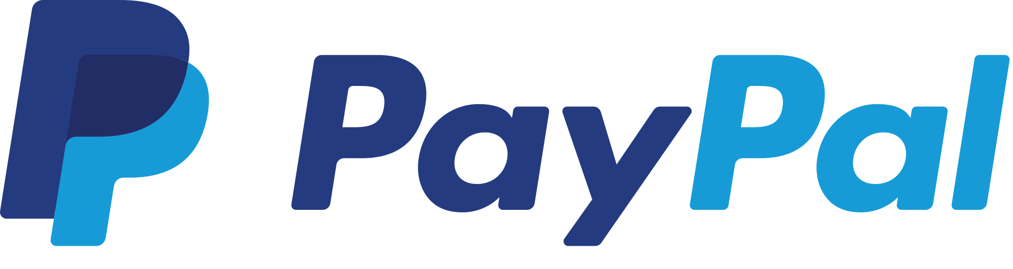 Works with PayPal
